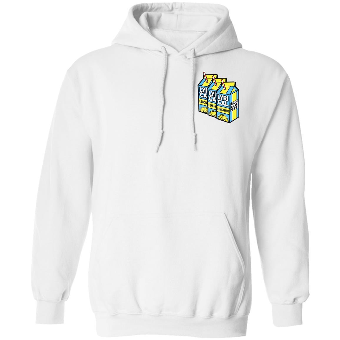 Lyrical lemonade hoodie