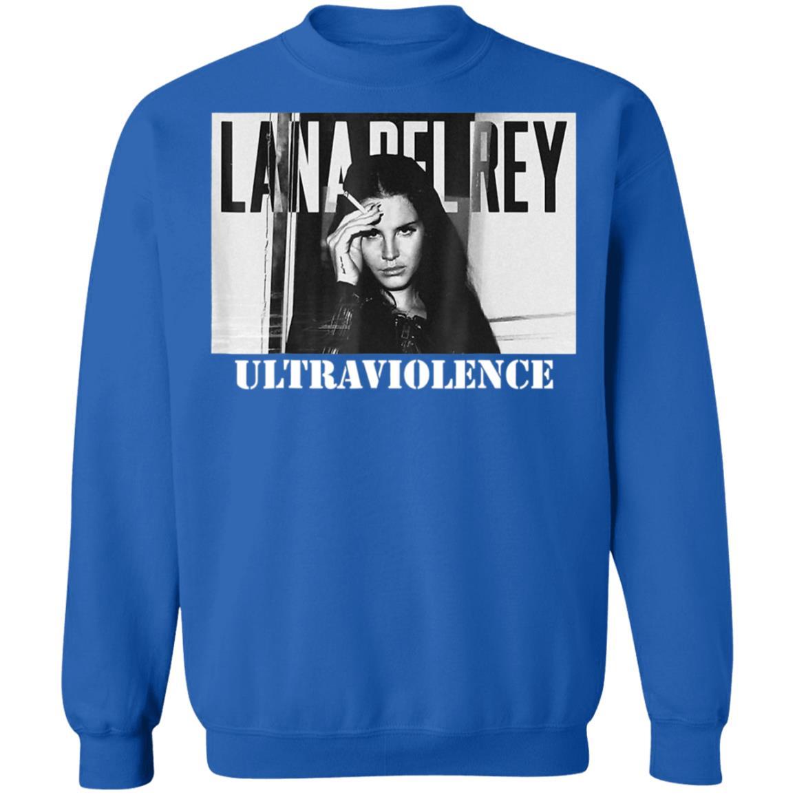 Lana Del Rey Ultraviolence Shirt Tipatee