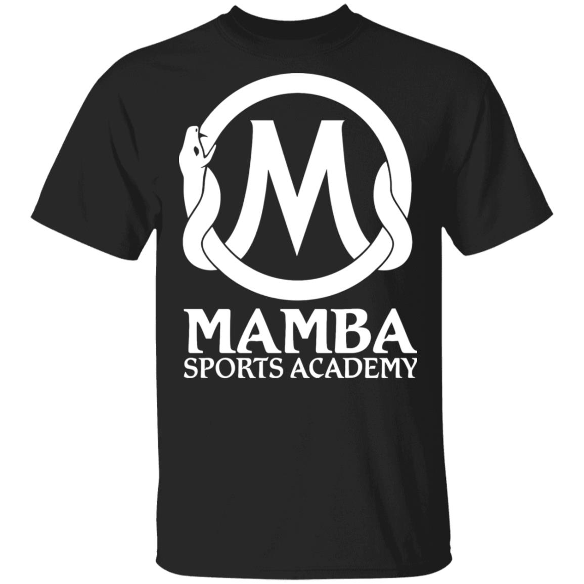 Mamba sports academy black shirt