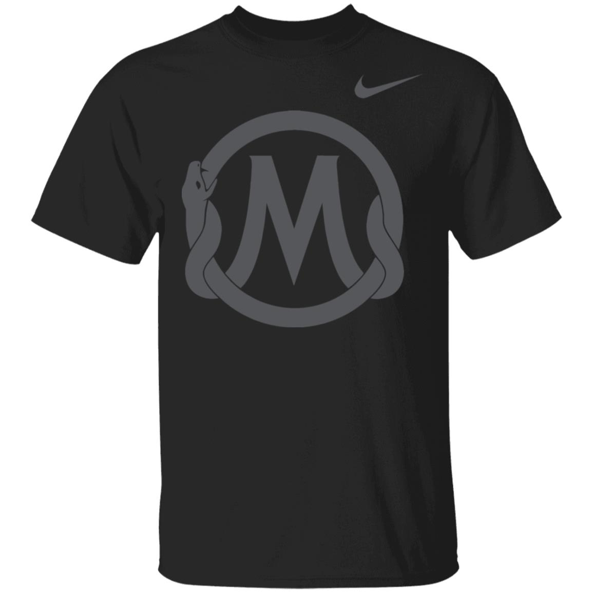 Mamba sports academy legend black t shirt