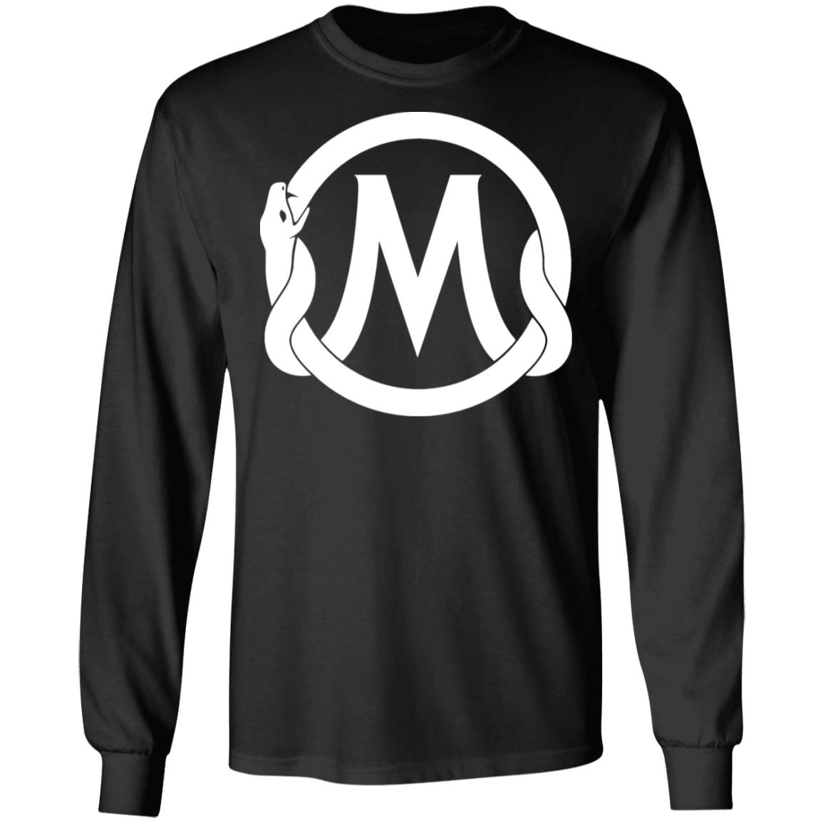Mamba sports academy team core black long sleeve